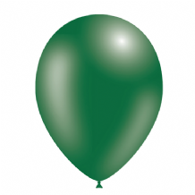 "Forest Green 5 inch Balloons - Decotex 5"" Balloons 100pcs"